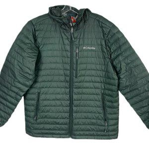Columbia Lake 22 Heat Seal Down Puffer Coat